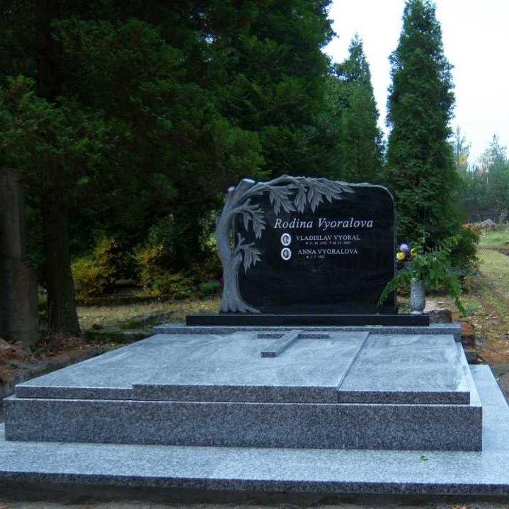 Kamenické práce, výroba pomníků, HV-GRANIT s.r.o.,