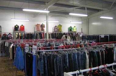 Second hand maloobchod Praha