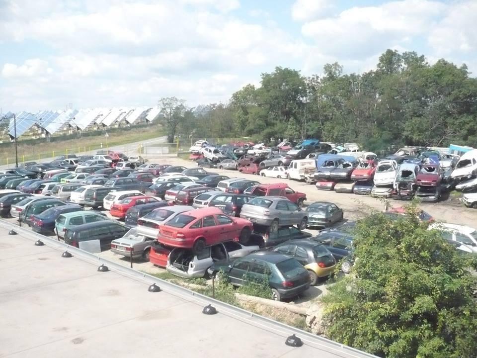 Ekologická likvidace vozů Znojmo