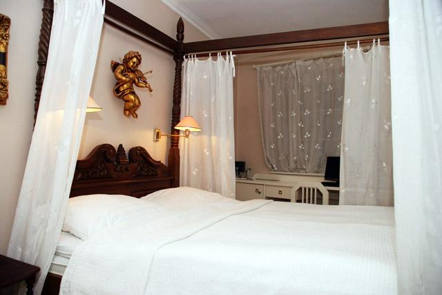 Romantické a komfortní ubytování v apartmánech v Praze na Malé Straně