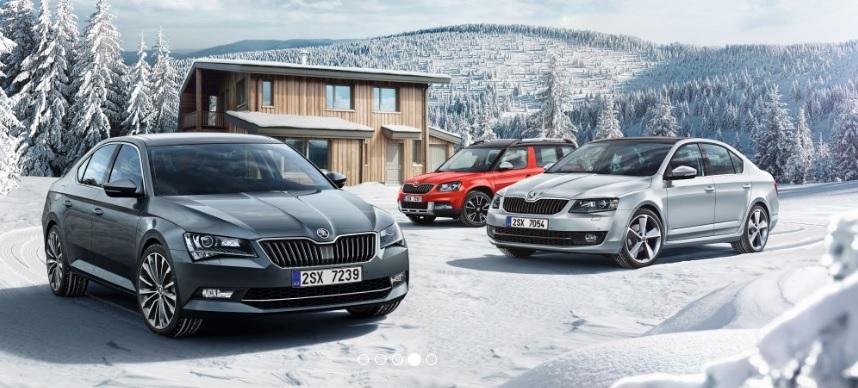 Autorizovaný prodejce nových i ojetých vozů Škoda poskytuje komplexní servisní služby