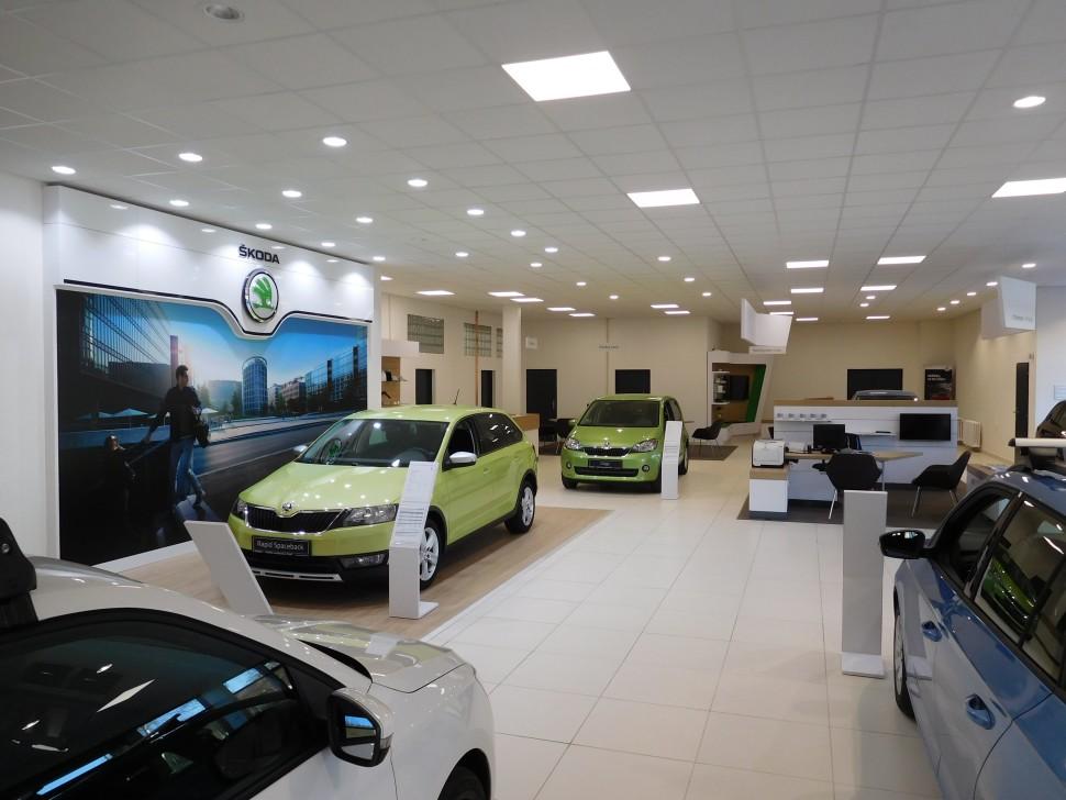Autorizovaný prodejce vozů Škoda Třebíč
