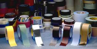 jednostranné lepící pásky