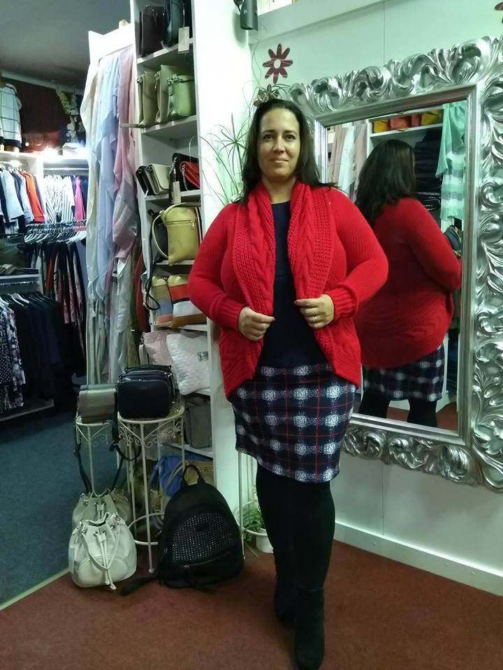 XXL móda za nízké ceny z butiku - dámské, pánské oděvy xxl
