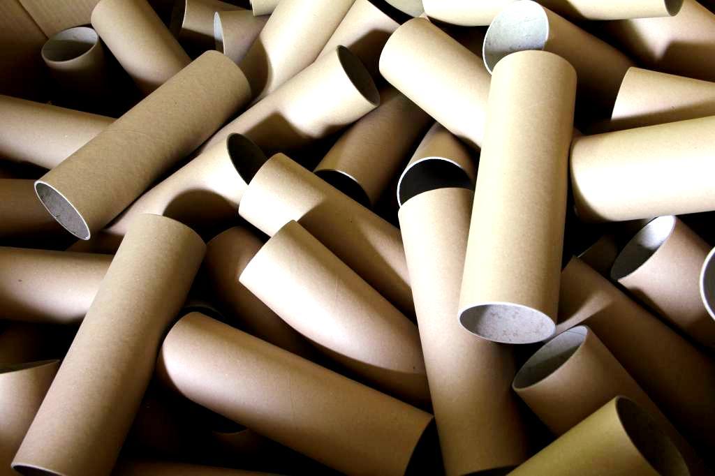 Papírové tubusy pro balení a ochranu zboží
