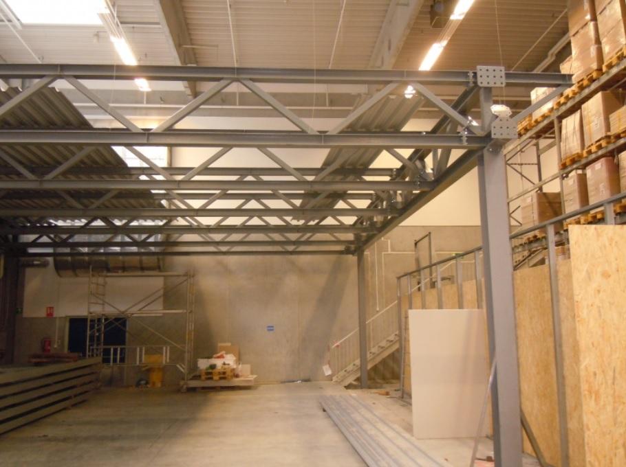 Dodávka železobetonovýck konstrukcí Ostrava