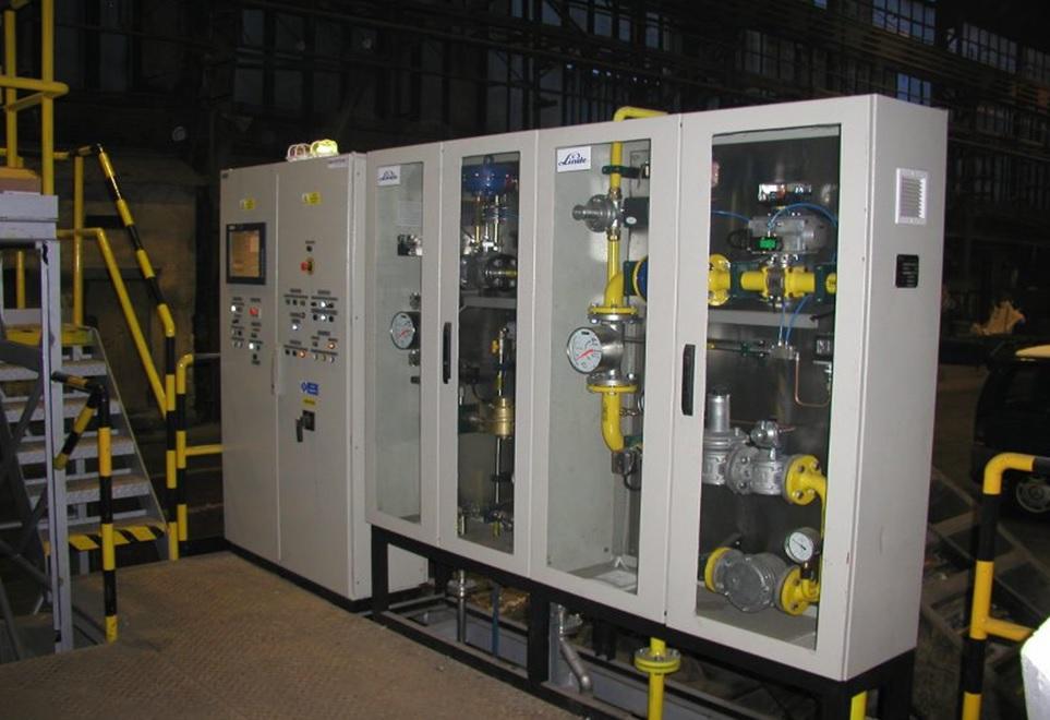 Komplexní dodávky průmyslové automatizace a automatizovaných systémů řízení (ASŘ)