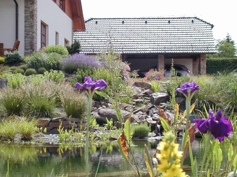 Zahrady na klíč Třinec, Frýdek - Místek - od návrhu až po realizaci