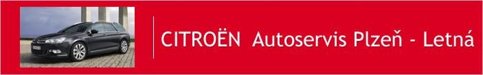 Citroën Plzeň - Autoservisu Plzeň-Letná s.r.o.