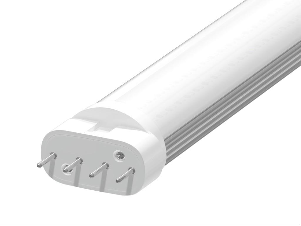 Kompaktní LED světelné zdroje s paticí 2G11