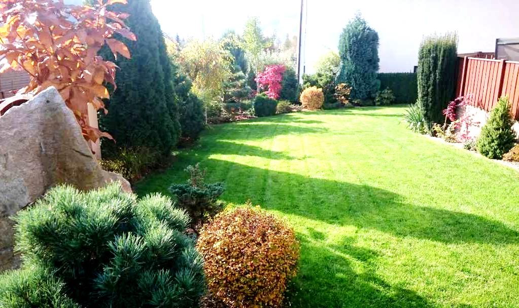 Údržba zahrad a odborná péče o zeleň v soukromých zahradách i firemních a veřejných objektech