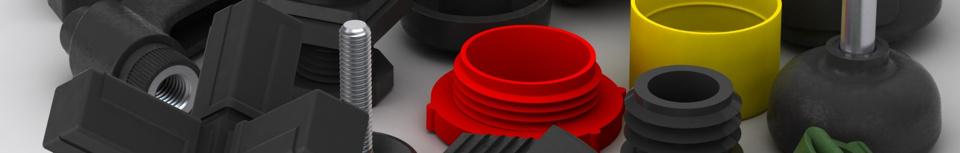 Plastové součásti - kvalita a široký výběr