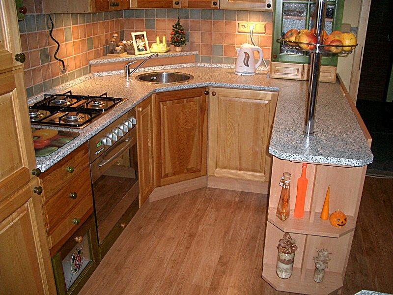Nová kuchyně přesně podle vašich představ
