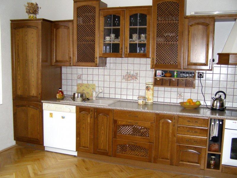 Kuchyně jen z kvalitních materiálů
