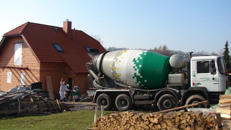 Lehký nehořlavý izolační beton polystyrenbeton Poriment