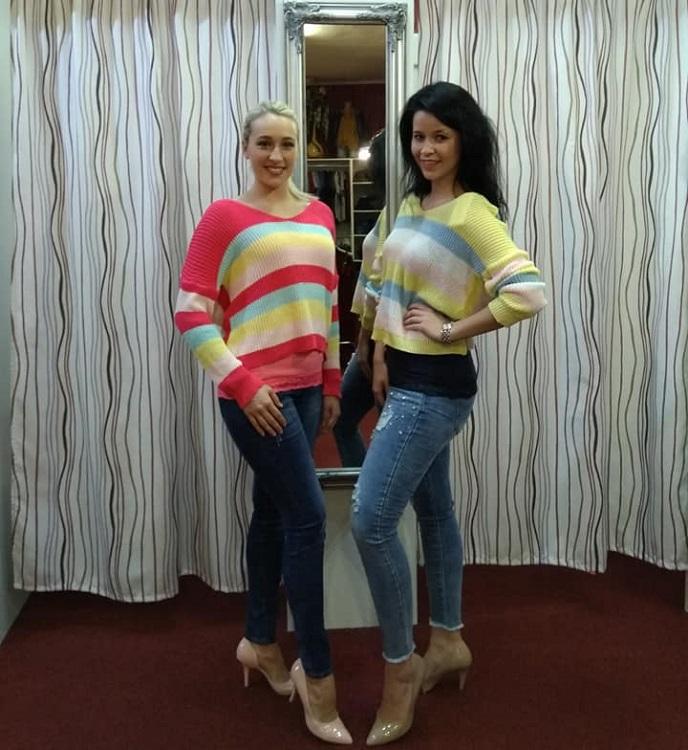 Poradenství v oblasti odívání, módy a nákup vhodné kombinace oblečení