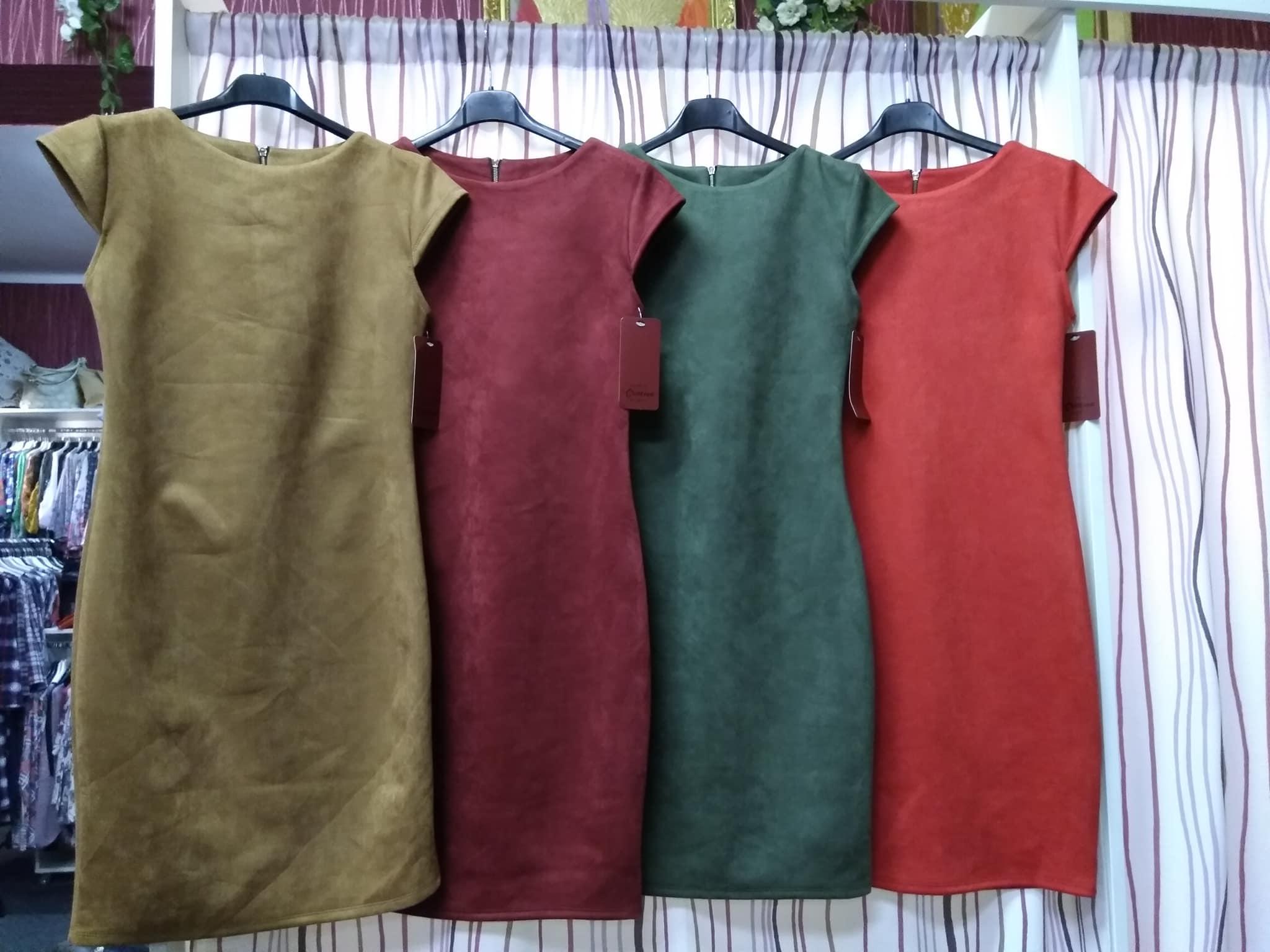 slušivé šaty - aktuální kolekce