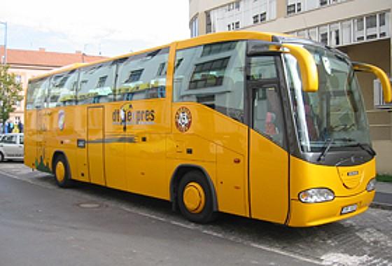 Autobusová a minibusová doprava v ČR a celé Evropě, přeprava na letiště Praha