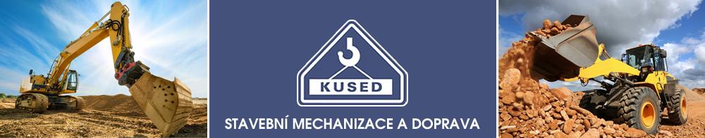 Zemní, výkopové a jeřábnické práce, společnost KUSED s.r.o., Ústí nad Labem