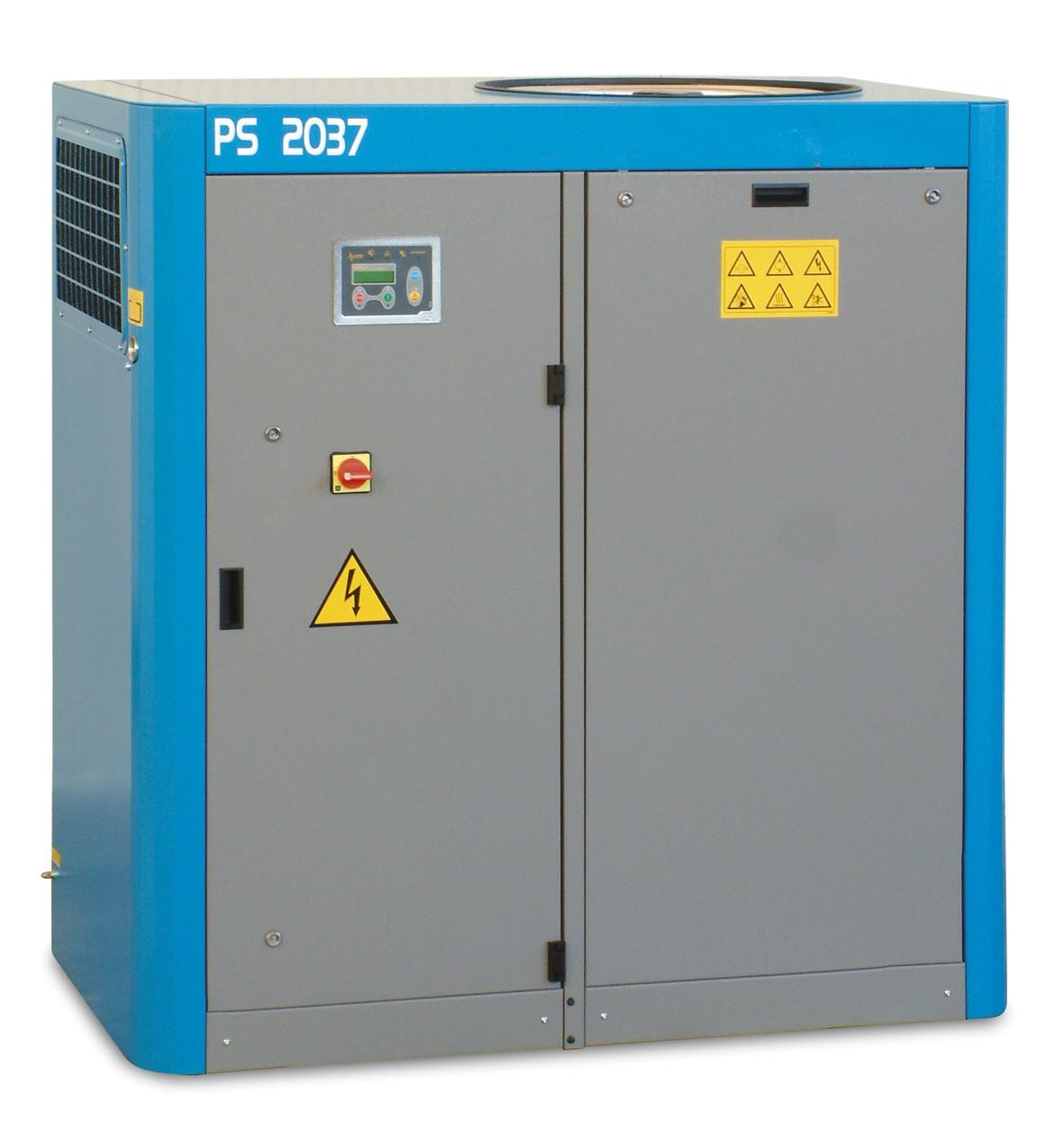Šroubové kompresory série PS 2000 a PS 3100