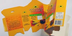 Výroba, lepení krabiček - obaly pro farmaceutický a kosmetický průmysl