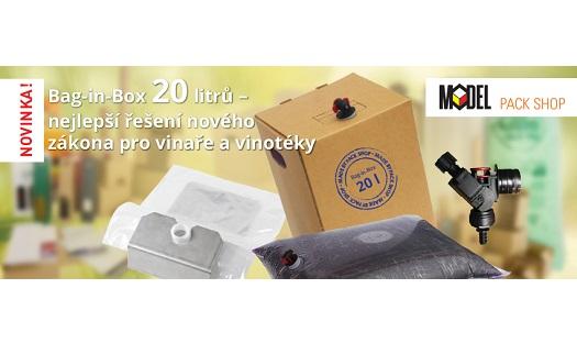 Bag-in-Box Brno - krabice na víno, mošty, šťávy a tekutiny