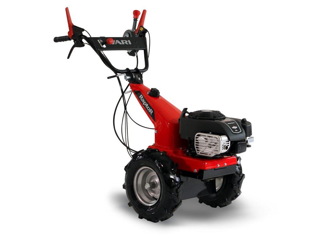 Novinka v zahradní technice - Multifunkční nosič adaptérů RAPTOR Hydro