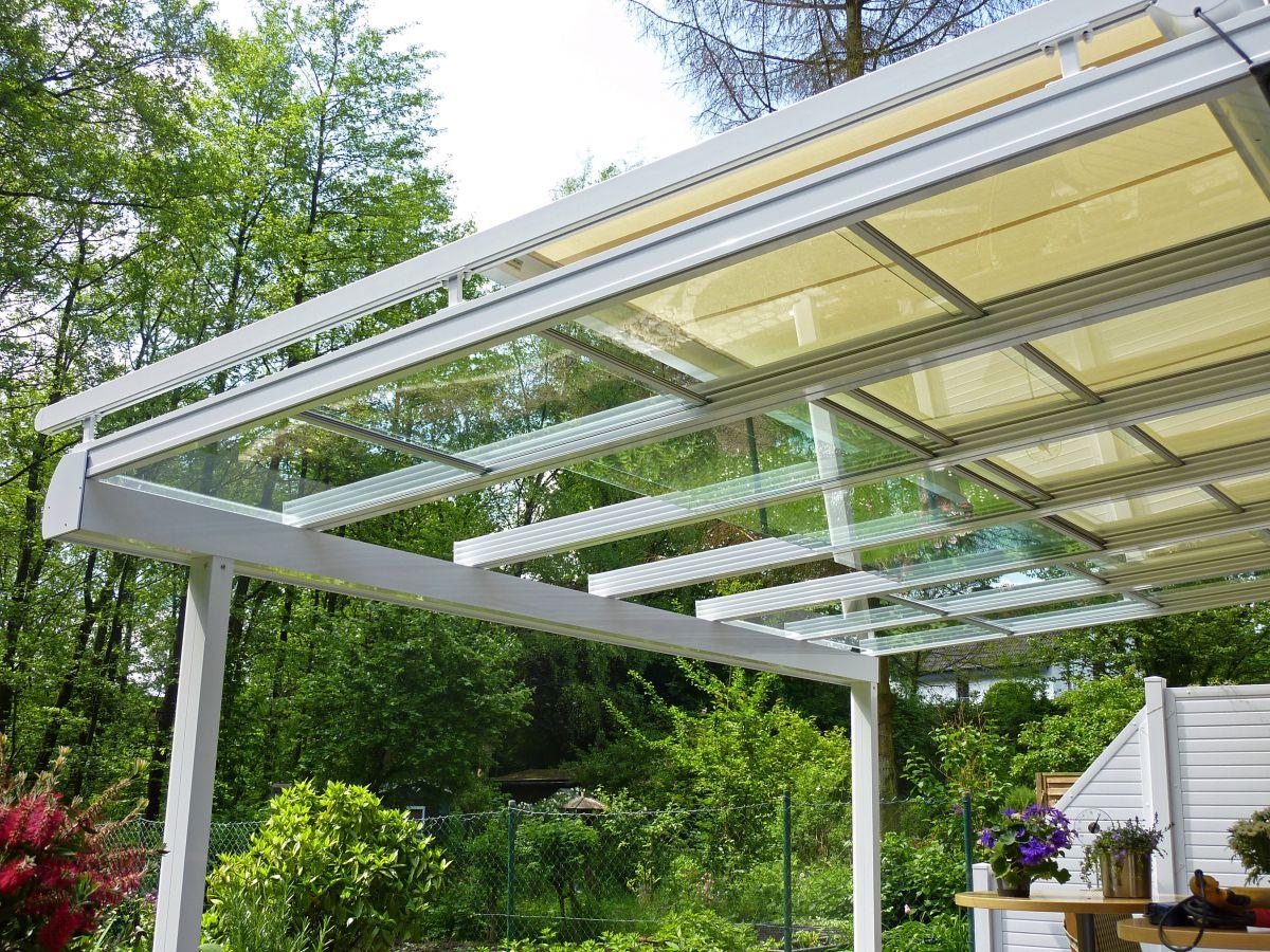 Profesionální zastřešení teras funkčními skleněnými díly vysoké kvality