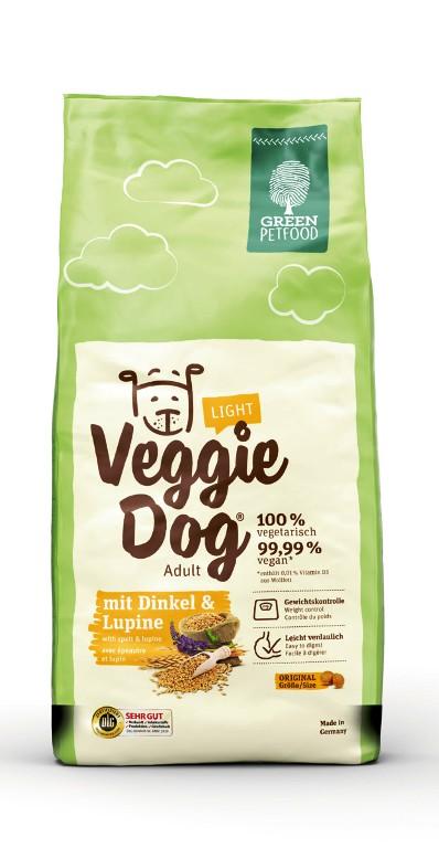 Vegetariánské krmivo pro psy německé značky Green PetFood