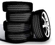 Profesionální pneuservis zajišťující opravu pneumatik u nákladních a užitkových aut