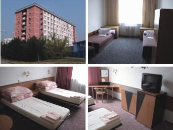 Levné a dlouhodobé ubytování blízko centra města Olomouc