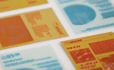 Výroba klišé - tiskové formy pro tampónový tisk