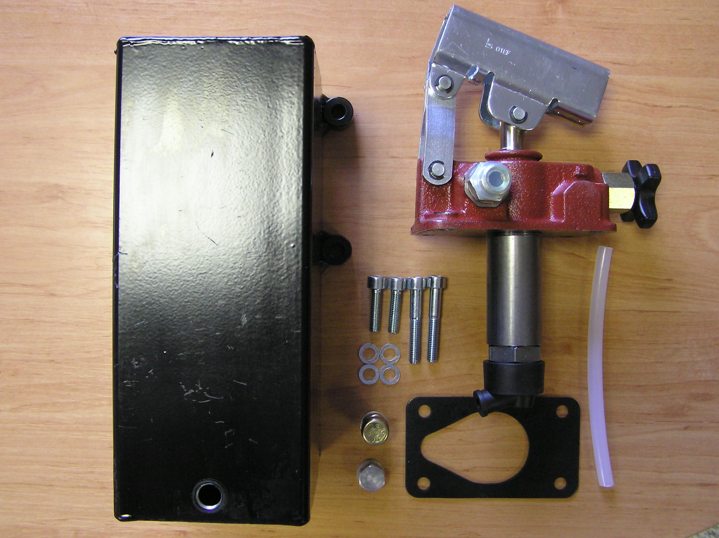 Hydraulika, hydrauliské systémy, výroba hydraulických válců