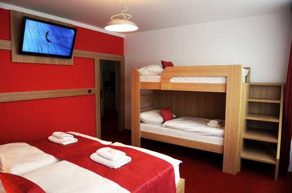 Příjemné ubytování v hotelu Uno
