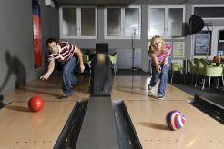 Zábavní abowlingové centrum A-Sport