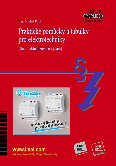 Prodej odborných publikací, knih, tiskopisů a příruček pro elektrotechniky
