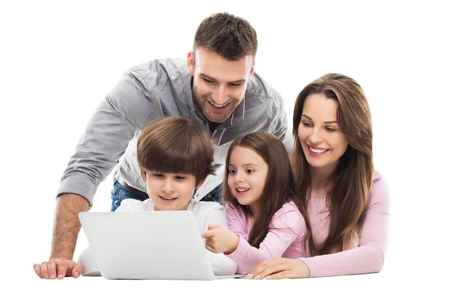 Kvaliní a rychlé připojení k internetu - stabilní internet pro byty i rodinné domy