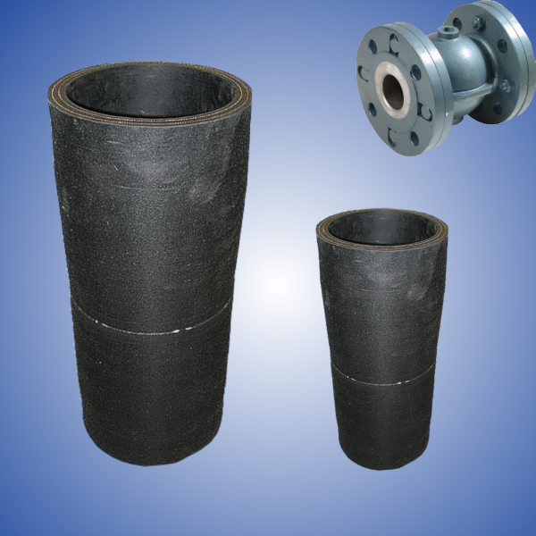 Production of high-quality reliableinserts – sleeves – for pinch valves in the Czech