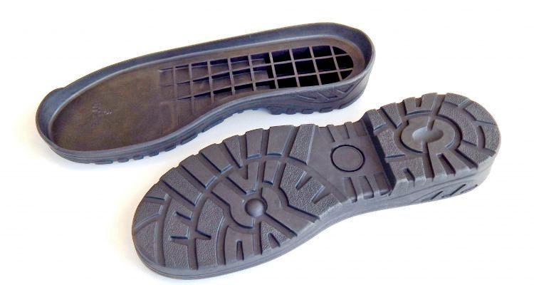 Podešve, patníky a podrážky přímo od výrobce obuvnických komponentů