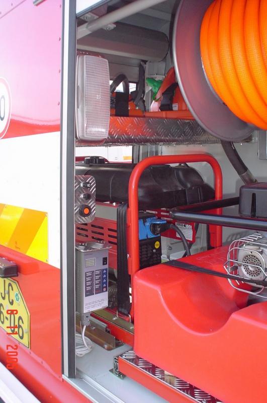 Spolehlivá a rychlá kontrola včetně servisu požární techniky a zařízení