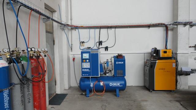 Novinka - Tvarové pálení plazmou na CNC stroji