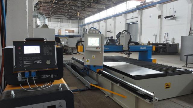 Tvarové pálení na CNC stroji
