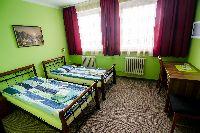 dvoulůžkové pokoje na Hotelu Hvězda Kroměříž