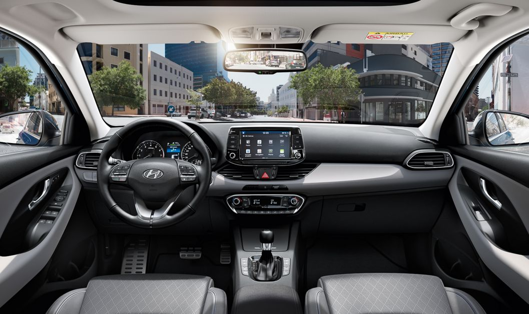 Prodej Hyundai i30 Ostrava
