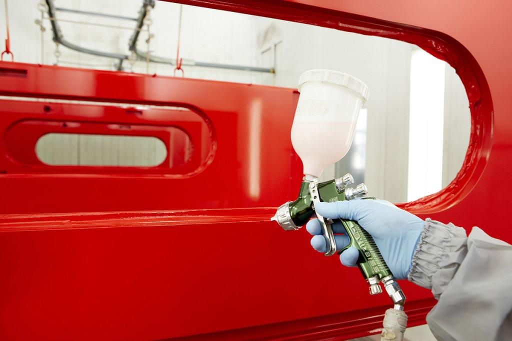Profesionální lakovna - lakování kovu, plastu a dřeva, povrchová úprava automobilových dílů
