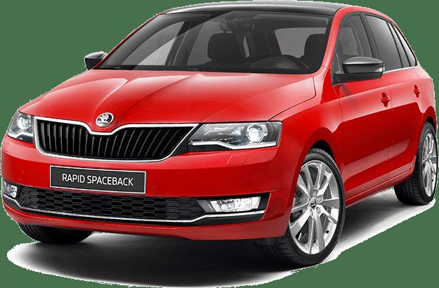 Nový vůz Škoda Rapid facelift poskytne vyšší komfort - nový vůz od autorizovaného prodejce