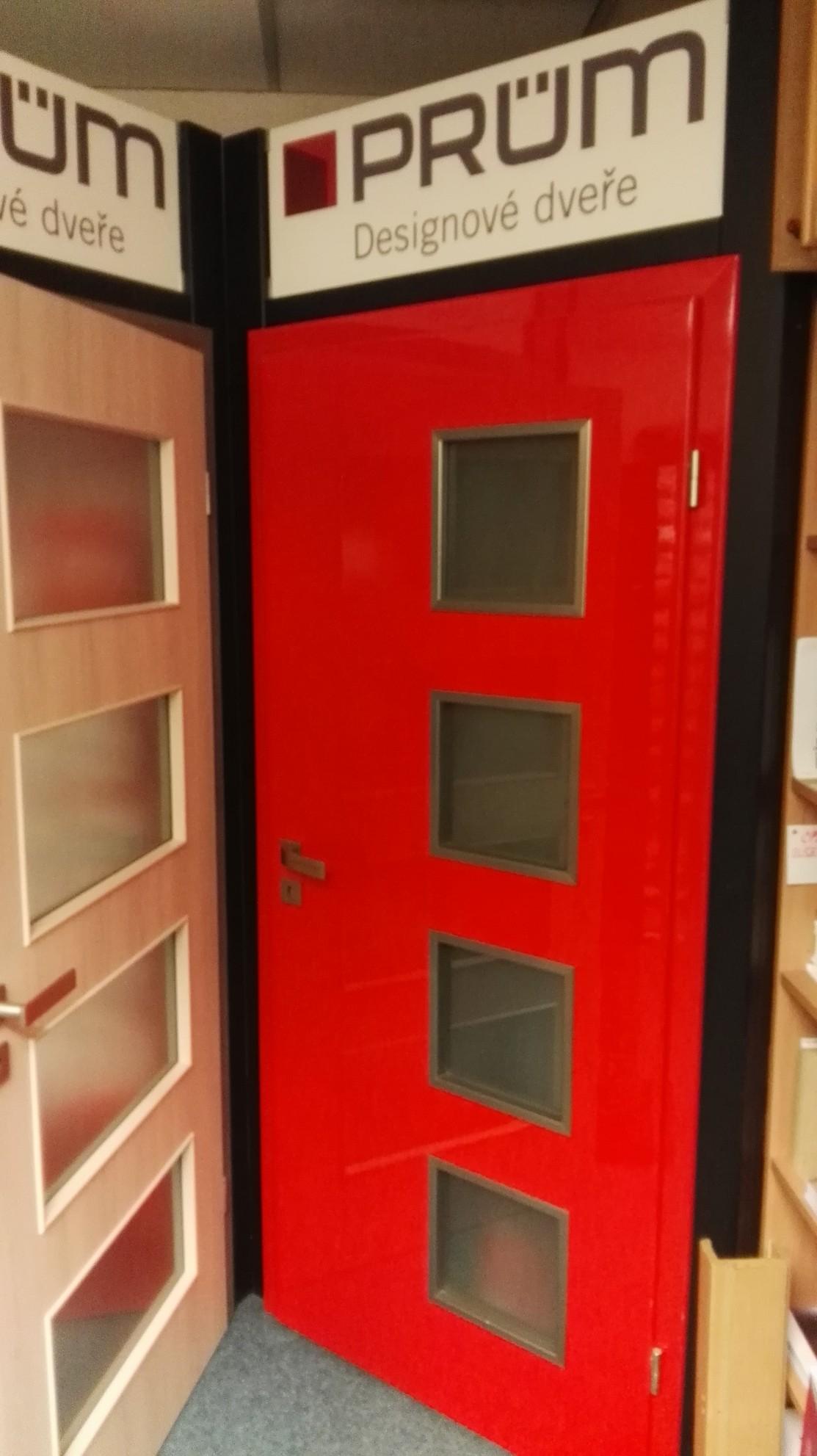 Pořiďte si nové interiérové dveře včetně zárubně