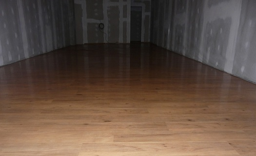 Pokládka vinylové podlahy Vysočina