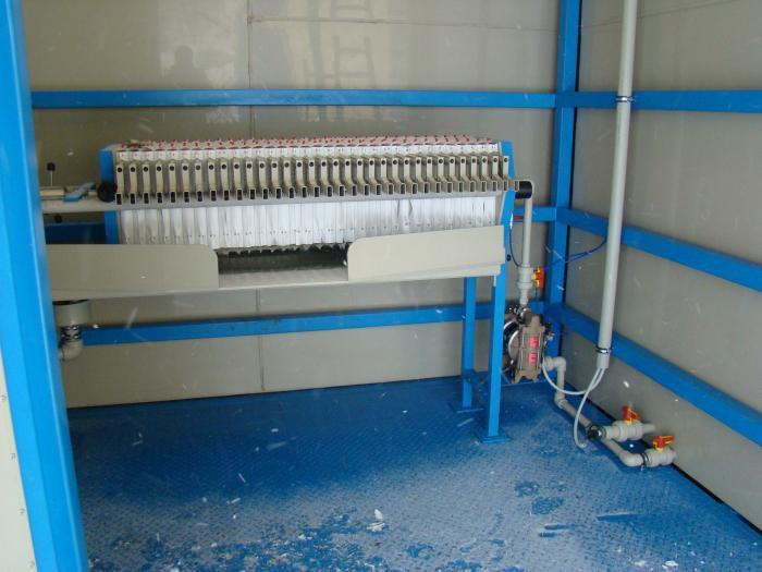 Plně automatické likvidační stanice odpadních vod