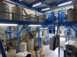 Plně automatické likvidační stanice průmyslových odpadních vod